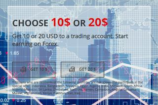 Bonus Forex Tanpa Deposit World Forex $10 atau $20