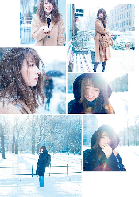 Hashimoto Nanami 橋本奈々未 The Last Day Images