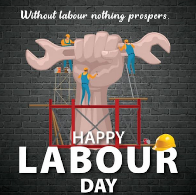Image of Happy International labour day