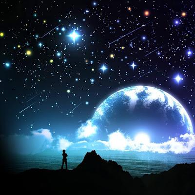 صور نجوم 2021 اجمل الصور للسماء في الليل