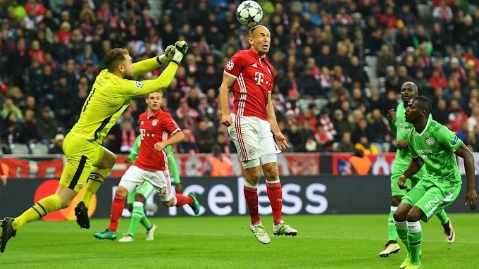VIDEO: Bayern Menang 4-1 dari PSV Eindhoven