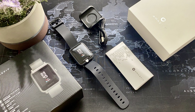 Amazfit Bip S Unboxing, Set-up, First Impressions: A Very Promising Smartwatch