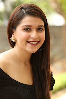 Mannara Chopra in Short Off Shoulder Black Dress ~  Exclusive 026.JPG