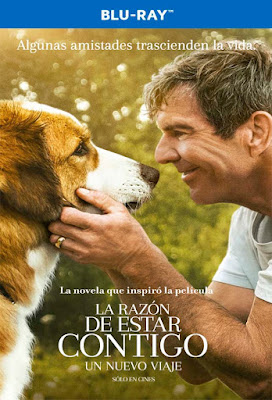 A Dogs Journey |2019| |BD25| |Latino|