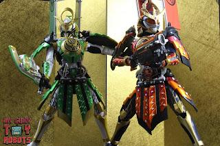 SH Figuarts Kamen Rider Zangetsu Kachidoki Arms 14