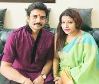 योगेंद्र विक्रम सिंह अपनी बहन के साथ | Yogendra Vikram Singh with her sister