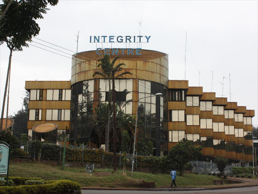 EACC house center of intergrity