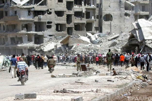 Держдеп звинуватив Росію в авіаудар по Сирії