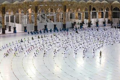 Arab Saudi Buka Umrah Ramadhan, Ini Dua Aplikasi yang Wajib Digunakan
