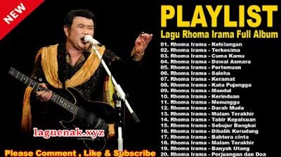 Download Kumpulan Lagu Dangdut Rhoma Irama Mp3 Full Album Gudang Lagu Lawas