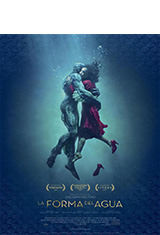 The Shape of Water (2017) BRRip 1080p Latino AC3 5.1 / ingles AC3 5.1