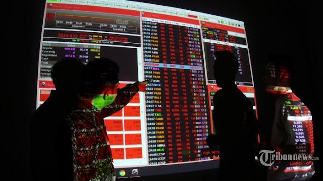 Lapor Pak Jokowi! Pelaku Pasar Khawatir dengan Ekonomi RI