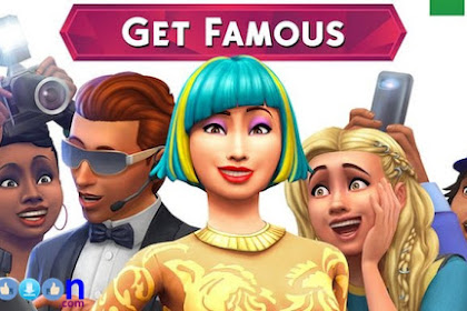 Free Downlaod Game The Sims 4 Get Famous for PC Laptop Latest Version