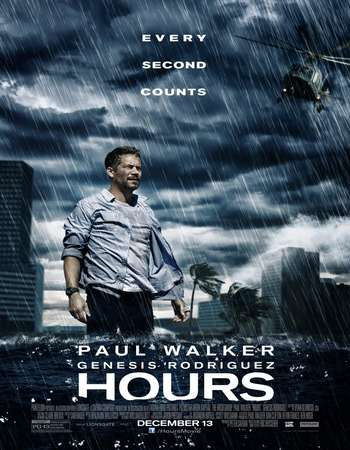 Hours 2013 Hindi ORG Dual Audio 450MB BluRay 720p ESubs HEVC