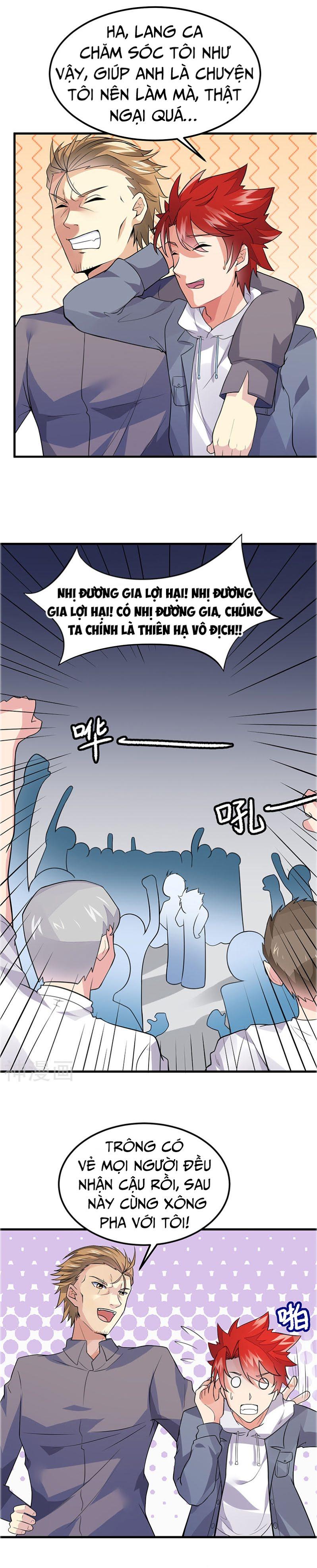 Dị Năng Thần Chủ Chapter 44 video  - truyenmh.com