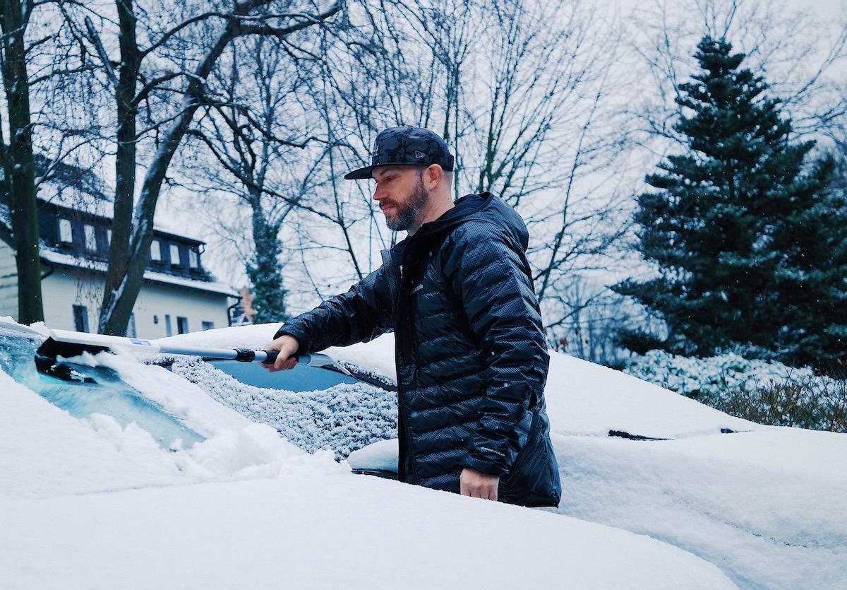 Der Blogger Jens Mahnke aus Wuppertal nutzt den KUNGS Schneebesen