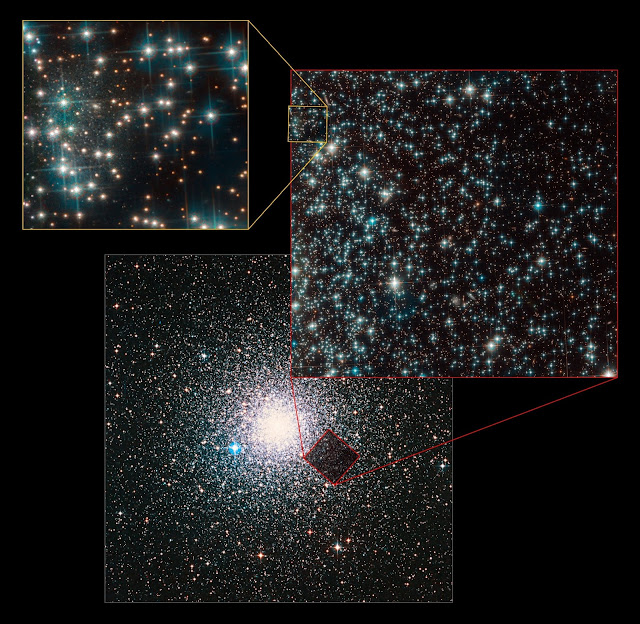 Hubble fortuitously discovers a new galaxy in the cosmic neighborhood