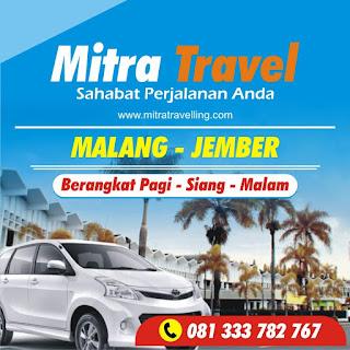 travel malang jember pagi