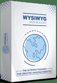 تحميل برنامج WYSIWYG Web Builder Free Download مع التفعيل الاصدار الاخير