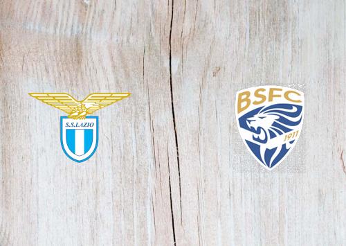 Lazio Vs Brescia Highlights 29 July 2020 Football Full