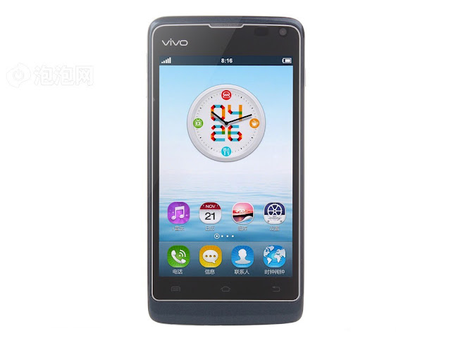 Firmware ROM Vivo E3 MT6575 OTA Tested