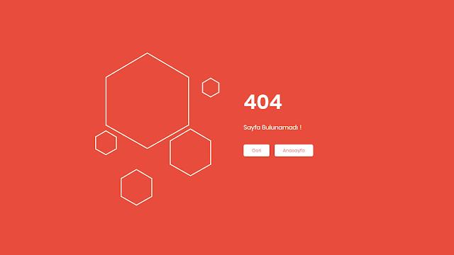 Ücretsiz Türkçe InSEO Blogger teması 404