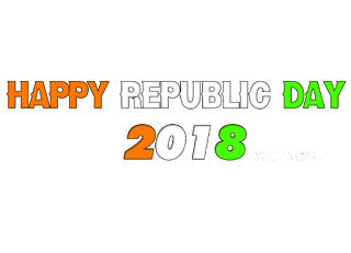 Republic Day 2018 Editing Png