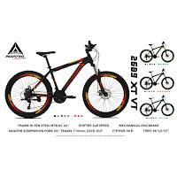 sepeda gunung aviator mtb