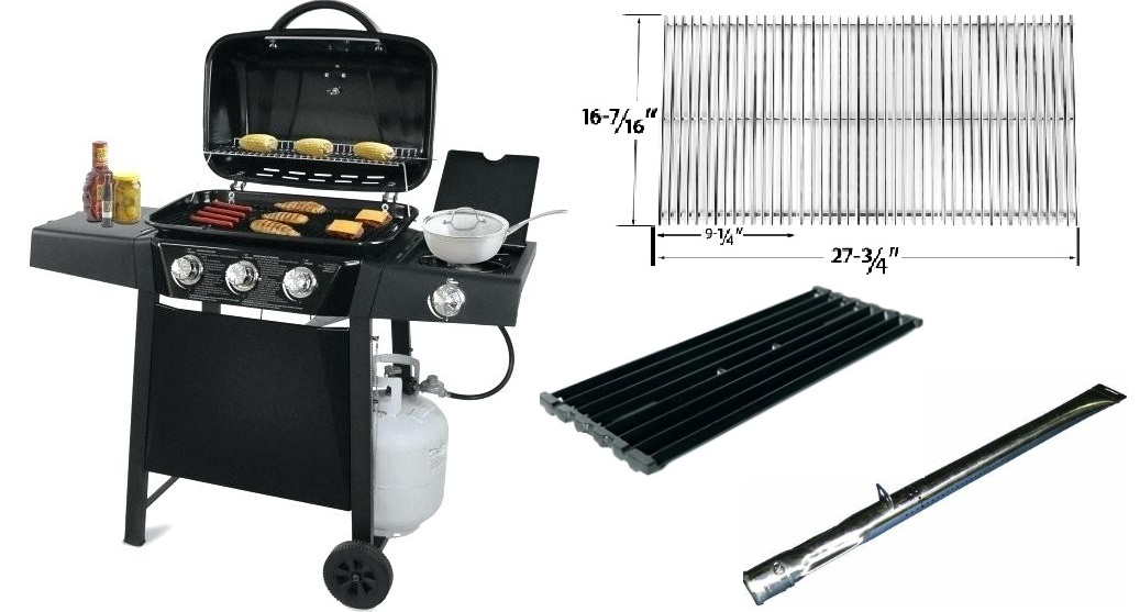 BBQ Replacement Parts: Backyard Classic Grill Parts