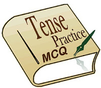 Aplikasi android English Tenses Practice MCQ
