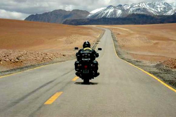 Viajar de moto pelo Brasil