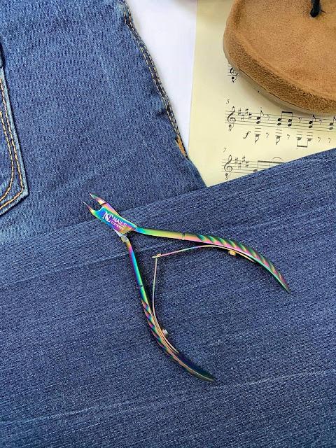 cążki i nożyczki NC Nails Company