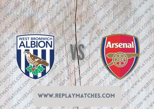 West Bromwich Albion vs Arsenal Full Match & Highlights 25 August 2021