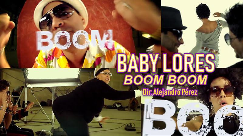 Baby Lores - ¨Boom Boom¨ - Videoclip - Dirección: Alejandro Pérez. Portal del Vídeo Clip Cubano
