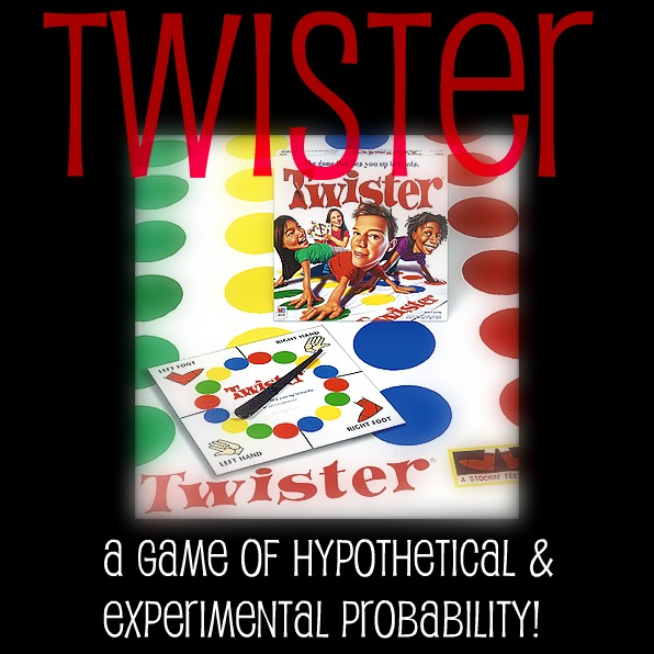 A Middle School Survival Guide: Twister In MATH Class?