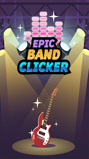 Epic Band Clicker Mod Apk v1.0.1 Unlimited Money Terbaru