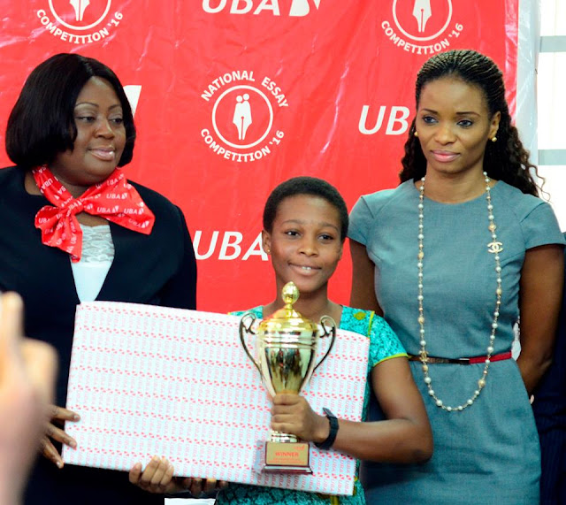 UBA Foundation held the grand finale of the National Essay Competition in Ghana on Monday, November 28, 2016.