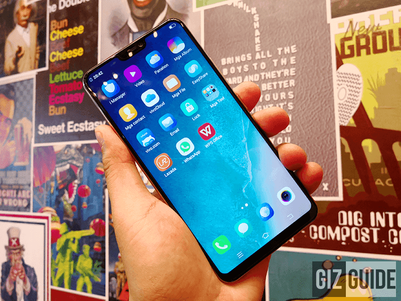 Vivo V9 now on pre-order at Lazada PH too!