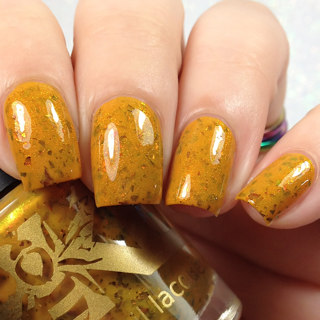 Bee's Knees Lacquer-Yellow or Dijon?