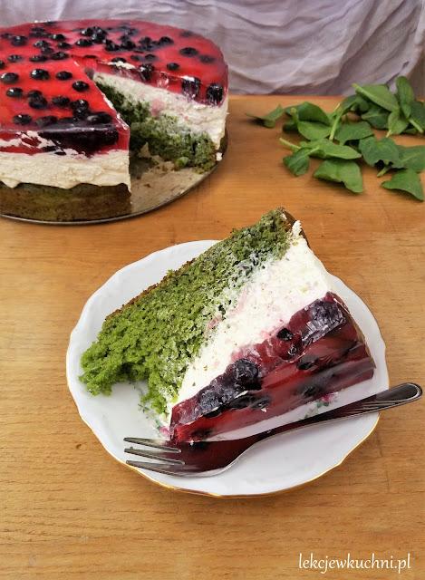 Ciasto Arbuz przepis