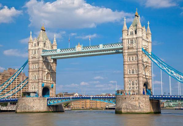 أجمل جسر في لندن