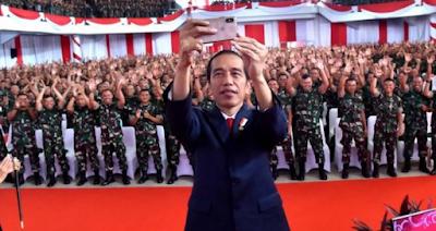 Berita Terbaru Hari ini Jokowi Pastikan Tunjangan Kinerja Babinsa Cair Pekan Depan