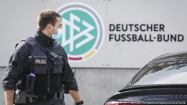 Αστυνομική έφοδος στη Γερμανική Ποδοσφαιρική Ομοσπονδία