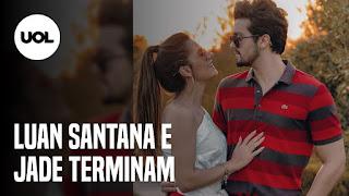 Jade Magalhães e Luan Santana se separam – Gusttavo Lima apaga post sobre separação com Andressa Suita