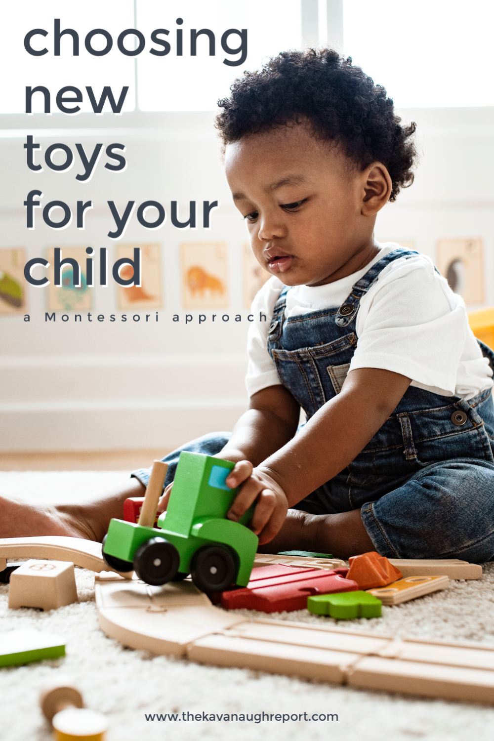 A look at how to think about interests and skills to determine when you should add a new toy or material to your home. Montessori parenting advice to making sure your child's play needs are met through the activities you choose.