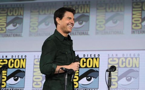 The Richest Actors - Tom Cruise