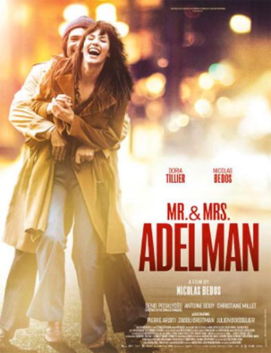 pelicula Mr & Mme Adelman