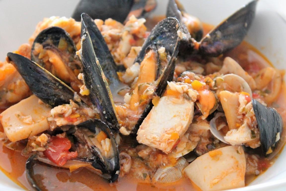 Pronto In Cucina Zuppa Di Pescesenza Spine