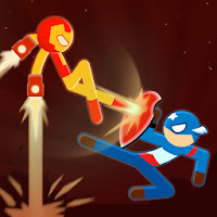 Stickman Fight Battle - Shadow Warriors Apk Download for Android