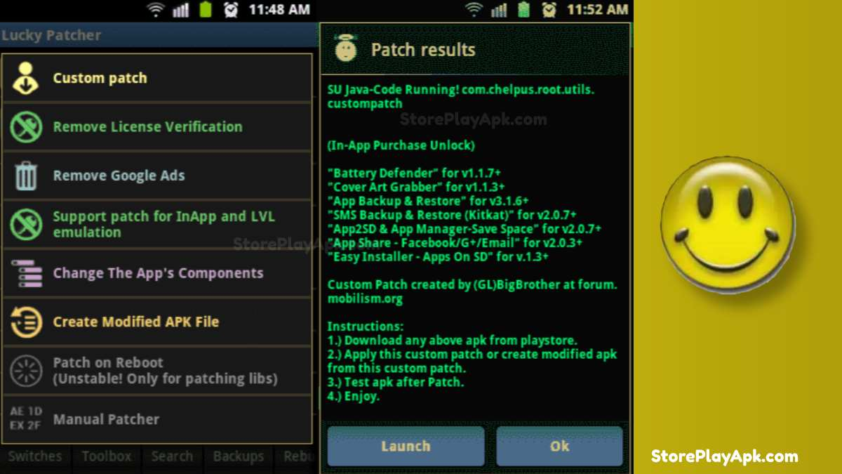 Lucky Patcher Original Apk 9.1.7 [Fully Unlocked + No Root] 1